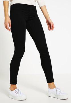 JDY - JDYSKINNY  - Slim fit jeans - black denim