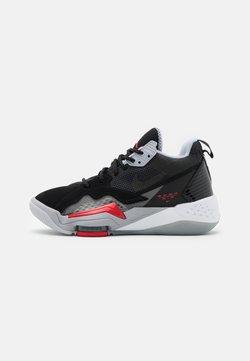Jordan - ZOOM '92 UNISEX - Indoorskor - anthracite/black/wolf grey/gym red/white/sky grey
