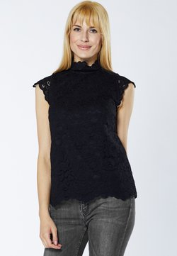 Young Couture by Barbara Schwarzer - Blouse - black