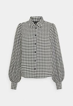 Monki - VALLON BLOUSES - Chemisier - black/white