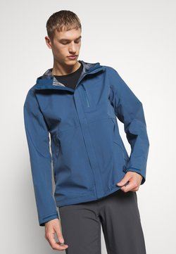 The North Face - DRYZZLE FUTURELIGHT JACKET - Hardshelljacke - blue wing teal heather
