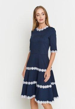 Madam-T - Vestito estivo - blau