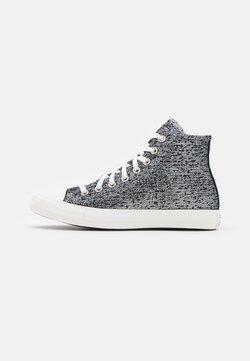 Converse - CHUCK TAYLOR ALL STAR - Zapatillas altas - black/silver/white