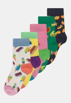 Happy Socks - ICECRAM 5 PACK UNISEX - Calcetines - multicoloured