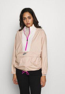 Nike Sportswear - Windbreaker - shimmer/pale ivory/fire pink