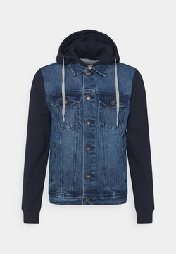 Redefined Rebel - FUNDA JACKET - Giacca di jeans - mid blue