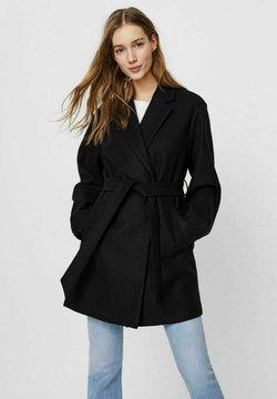 Vero Moda - Cappotto corto - black