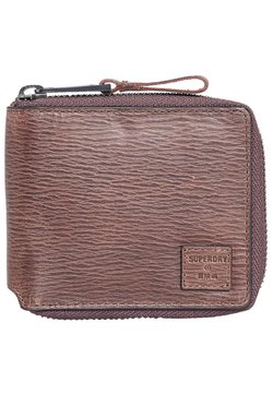 Superdry - Wallet - dark brown