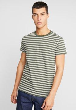 Samsøe Samsøe - PATRICK - T-Shirt print - depths/grey