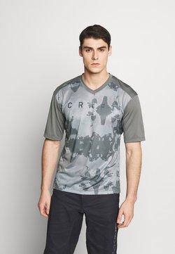 Craft - HALE - T-Shirt print - cinder