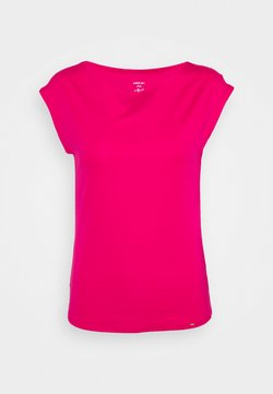 Marc Cain - T-Shirt basic - pink