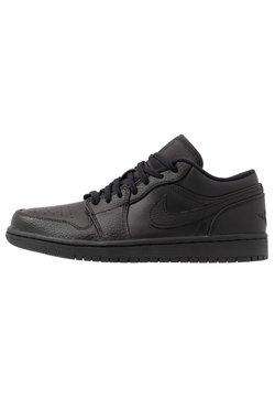 Jordan - AIR 1 - Matalavartiset tennarit - black