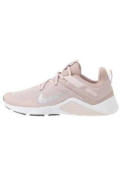 Nike Performance - LEGEND ESSENTIAL - Trainings-/Fitnessschuh - stone mauve/white/barely rose