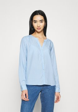 ONLY - ONLSUGAR FALLOW - Blusa - blue/cloud dancer