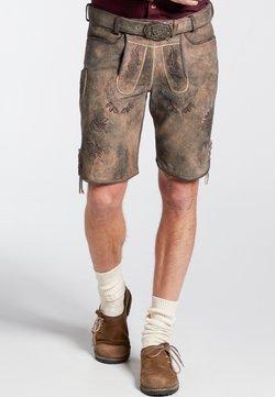Spieth & Wensky - NENO - Shorts - brown