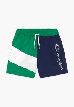 Champion - Zwemshorts - green/blue/white