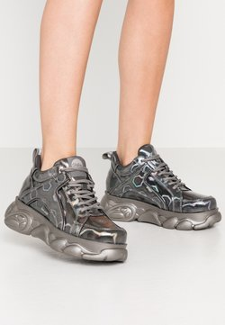 Buffalo - CORIN - Sneakers laag - disco pewter