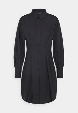 Gina Tricot - ANNA DRESS - Blusenkleid - black