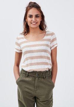 BONOBO Jeans - T-Shirt print - taupe