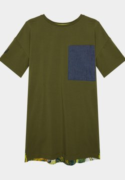 Gulliver - Jerseykleid - khaki