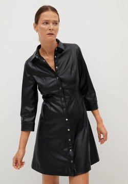 Mango - SKIN - Korte jurk - schwarz