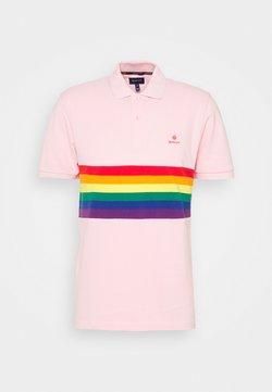 GANT - PRIDE RUGGER UNISEX - Poloshirt - california pink