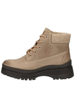 camel active - Plateaustiefelette - light grey