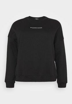 Missguided Plus - Sweatshirt - black