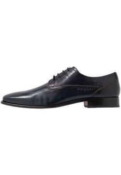 Bugatti - ARTURO - Klassiset nauhakengät - dark blue