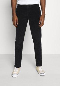 Dickies - FORT POLK CORD  - Pantalon classique - black