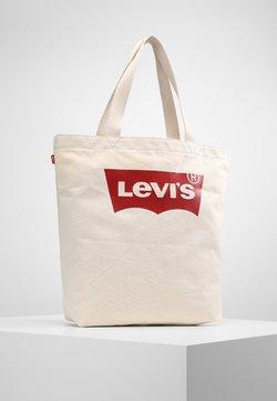 Levi's® - BATWING TOTE - Shopping bag - ecru