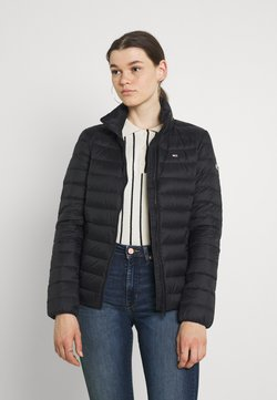 Tommy Jeans - LIGHTWEIGHT PACKABLE - Untuvatakki - black