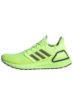 adidas Performance - ULTRABOOST 20 SHOES - Laufschuh Stabilität - green