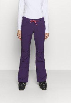 DC Shoes - VIVA  - Pantaloni da neve - grape