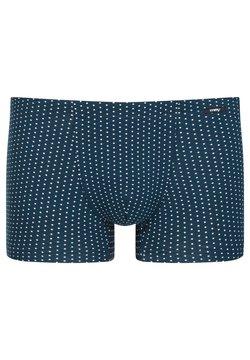 Mey - UNTERHOSE GEPUNKTET - Panties - blue