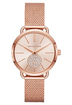 Michael Kors - PORTIA - Montre - roségold-coloured