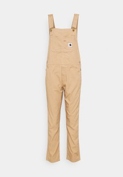 Carhartt WIP - BIB OVERALL - Salopette - dusty brown