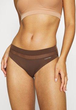 Calvin Klein Underwear - Briefs - rich espresso