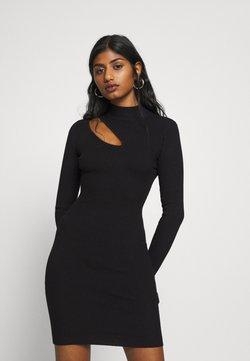 Even&Odd Petite - Robe fourreau - black
