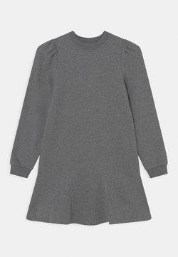 Little Pieces - LPCHILLI DRESS - Freizeitkleid - grey