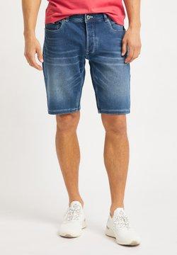 Bruno Banani - Jeans Shorts - denim blue