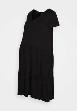 MAMALICIOUS - MLPAM DRESS - Trikoomekko - black