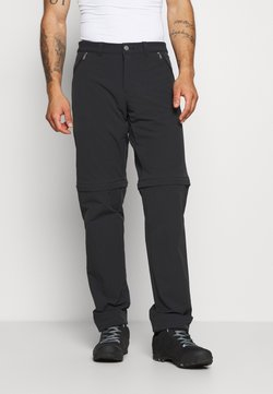 Vaude - MENS YAKI WINTER ZO PANTS - Stoffhose - black