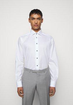 Eton - CONTEMPORARY FINE STRIPES WEAVE  - Camicia elegante - white