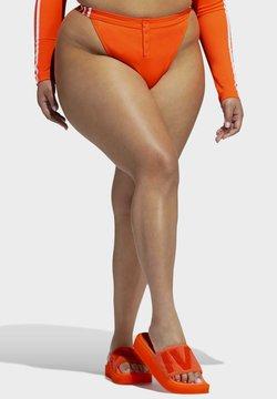 adidas Originals - IVY PARK Snap Bikini Bottom - Bikiniunderdel - orange