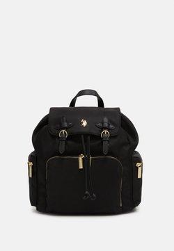 U.S. Polo Assn. - HOUSTON BACKPACK BAG - Reppu - black