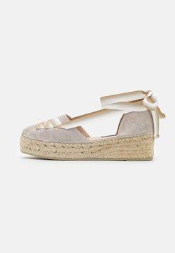 Gaimo - EVA - Zapatos de salón con cordones - stone