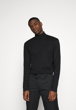 Jack & Jones PREMIUM - JPRBLARAY ROLL NECK - Langærmede T-shirts - black