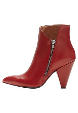 PoiLei - MARLENA - High Heel Stiefelette - red