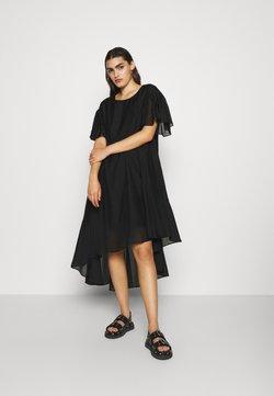 DESIGNERS REMIX - SONIA VOLUME DRESS - Occasion wear - black